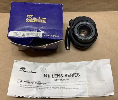 Rainbow Lens G25mm 11.4 G-ii 1 Ships Free