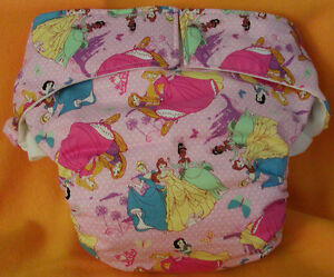 LeakMaster Adult All In One Cloth Diapers