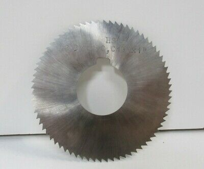 Tmx 5-745-301 2-34 Dia. Slitting And Slotting Saw 0.013 Blade Width 72 Teeth