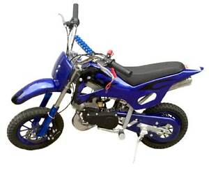 NEW DIRT BIKE,  Kids 50cc Pee Wee motorcycle Chandler Brisbane South East Preview