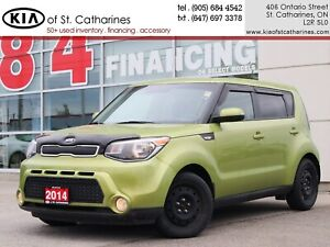 2014 Kia Soul LX | Traction Control | Air Condition | Bluetooth