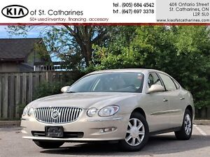 2008 Buick Allure CX as Traded