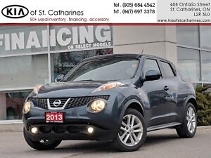 2013 Nissan Juke SL | Navigation | Leather | Sunroof