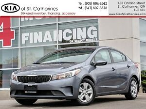 2018 Kia Forte LX | Bluetooth | Air Condition | Traction Control