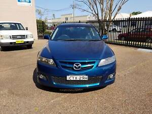2005 Mazda 6 Luxury Sports 05 Upgrade 2.3L 4 CYL Hatch - AUTO