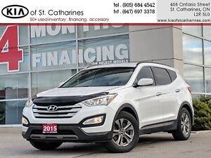 2015 Hyundai Santa Fe Sport Premium | Heated Steering | Backup S
