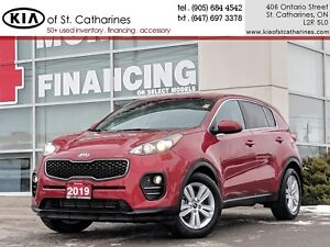 2019 Kia Sportage LX | Backup Camera | Alloy Rim | Cruise Contro