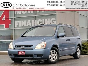 2009 Kia Sedona LX | Bluetooth | Cruise