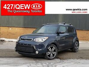 2015 Kia Soul SX Luxury | Navigation | Panoramic Roof | Leather