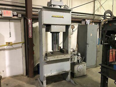 Hannifin 250 Ton Hydraulic H Frame Press