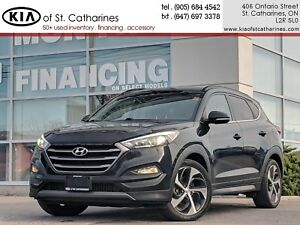 2016 Hyundai Tucson Limited | Navigation | Panoramic Roof | Sens