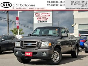 2011 Ford Ranger Sport | Air Condition | Manual