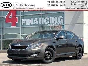 2011 Kia Optima LX | Heated Seat | Cruise | Bluetooth