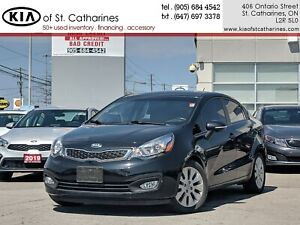 2014 Kia Rio EX | Backup Camera | Cruise | Heated Seat