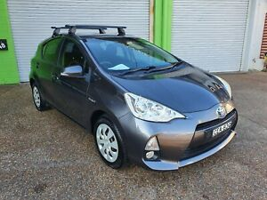 2012 Toyota Prius C HYBRID CVT 1.8L Hatchback AUTOMATIC Lambton Newcastle Area Preview