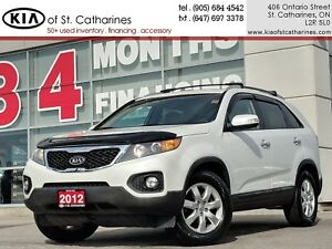 2012 Kia Sorento LX | Heated Seat | Parking Sensor | Bluetooth