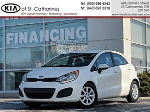 2015 Kia Rio LX+ | Heated Seat | Cruise | Bluetooth
