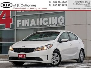 2018 Kia Forte LX   Sold. Delivery Pending.