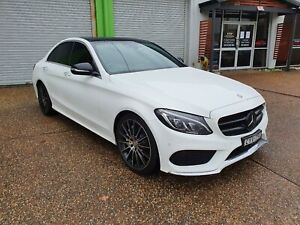 2015 Mercedes Benz C250 2.0L Turbo Sedan 7 SP AUTOMATIC AMG PACK Lambton Newcastle Area Preview