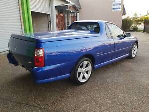 2006 Holden Commodore THUNDER S VZ 3.6L 6 CYL Ute - AUTO