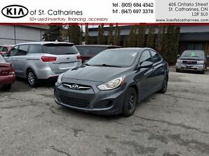 2013 Hyundai Accent GL AS TRADED