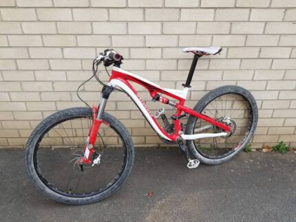 2011 Specialized Camber Comp mountain bike