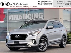 2017 Hyundai Santa Fe XL Limited |Cooled Seat |Navigation |Panor