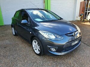 2008 Mazda 2 Genki DE 1.5L 4 Cylinder Hatchback MANUAL Lambton Newcastle Area Preview