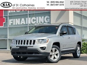 2013 Jeep Compass North 4WD | Bluetooth | Cruise | Alloy