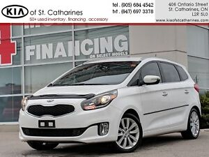 2014 Kia Rondo EX | Leather | Backup Camera | Heated Steering