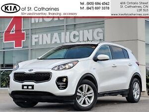 2017 Kia Sportage LX AWD | Winter Tires | Auto Headlight | Cruis