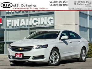 2014 Chevrolet Impala 1LT | Leather | Blindspot Alert | Collisio