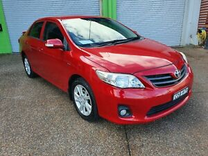 2011 Toyota Corolla Ascent Sport 1,8L 4 Cylinder Sedan AUTOMATIC Lambton Newcastle Area Preview