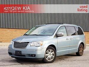 2008 Chrysler Town & Country Limited  | AS TRADED  |   LOADED