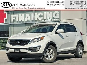 2015 Kia Sportage LX | Bluetooth | Heated Seat | Cruise | Alloy