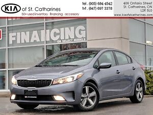 2018 Kia Forte LX+ | Android Auto | Backup Camera | Heated Seat