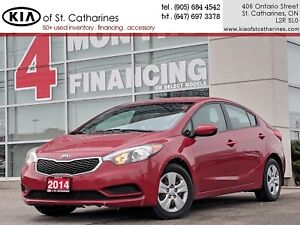 2014 Kia Forte LX | Bluetooth | Air Condition | Traction Control