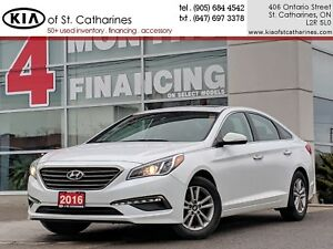 2016 Hyundai Sonata GLS | Blindspot Alert | Sunroof | Heated Sea