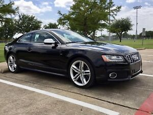 2010 Audi S5 - Mint, 2 sets of tires, No accidents