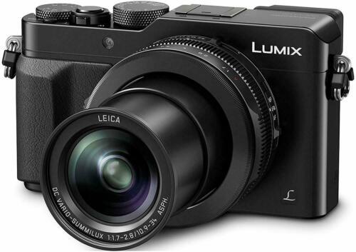 Panasonic Lumix DMC-LX100EBK Brand New