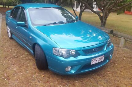 Ford Falcon BF MKII XR6 Green Immaculate 6 Speed manual - *RARE*