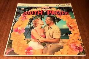 Original Soundtrack South Pacific - LP Record Golden Grove Tea Tree Gully Area Preview