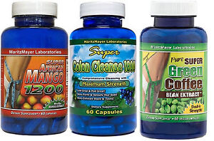 PURE-GREEN-COFFEE-BEAN-EXTRACT-SUPER-AFRICAN-MANGO-1200-COLON-CLEANSE-1800