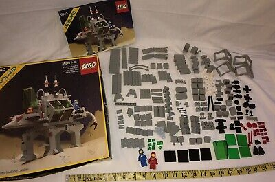 Lego 6940 Space Alien Moon Stalker Walker Vintage Set RARE Box Complete