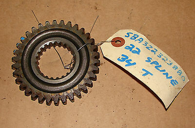 Sba322323880 Ford New Holland 1720 2nd Gear