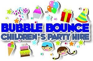 Bubble Bounce Children's Party Hire Mandurah Mandurah Area Preview