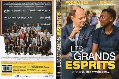 DVD - LES GRANDS ESPRITS - PODALYDES