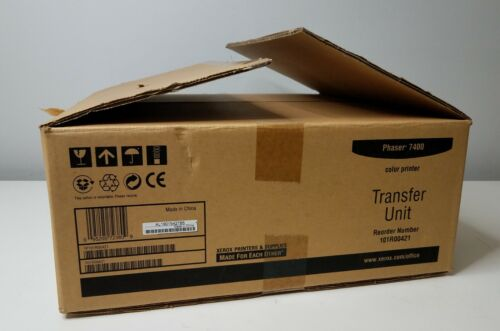 NEW OPEN BOX Xerox Transfer Unit for Phaser 7400 101R00421