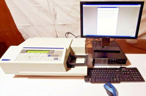 Molecular Devices Spectramax 250 microplate reader S/ softmax 5.4 software.  war