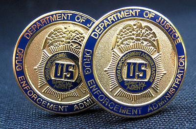 Department of Justice/ DEA  / Presidential Cufflinks